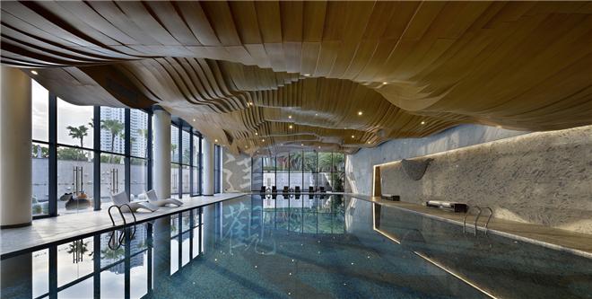 达观设计获奖作品:广州时代外滩售楼处