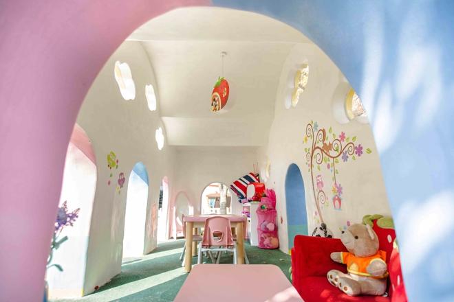 陆佳:保俶路幼儿园设计