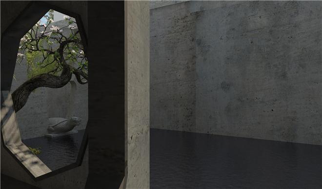 戴帆新作:空谷幽兰——中国山西大同造园_装修设计图片