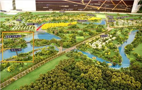 成都高端楼市十年等待 真正城市森林豪宅载誉而归--图片