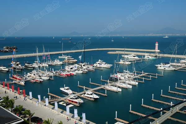 亚站停靠港三亚半山半岛帆船港-沃帆赛6支船队24日将陆续抵达三亚