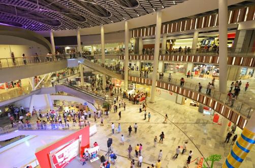 购物中心供应潮来袭 聚焦北京最热5大购物中心