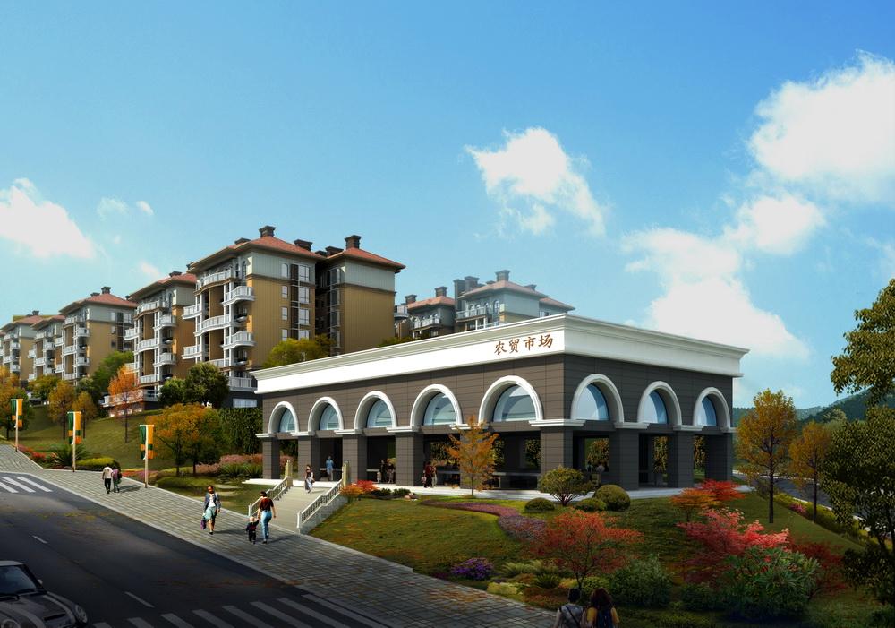 金州正和国际b区提前交房现购免7个月物业费黄陂别墅v国际图片