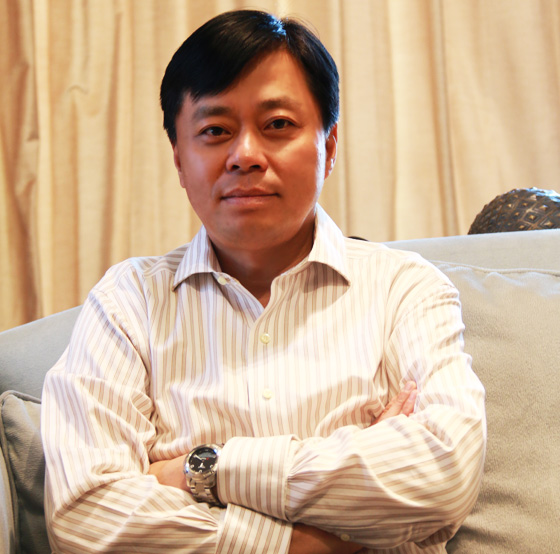 招商诺丁山总经理 吴方杰先生