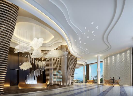 三亚凤凰岛度假酒店新春揭幕