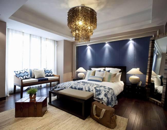写尽神秘悠闲风情 东南亚风格两居室家装效果图