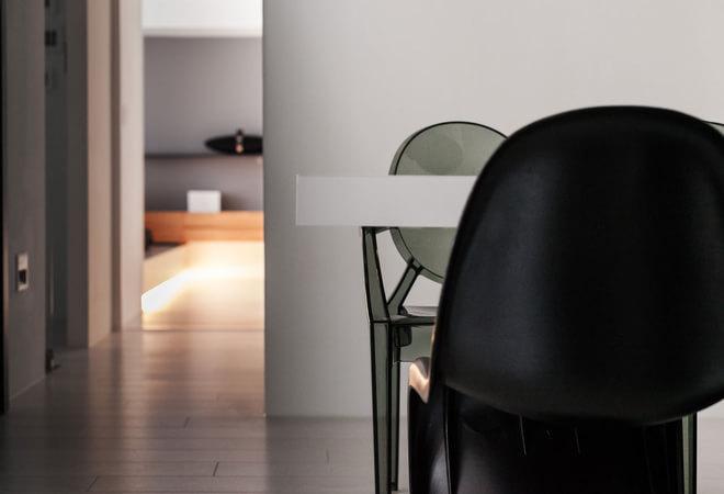 素朴空间简单美 50平白色精品小公寓家装效果图