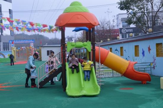 新谭故里幼儿园正式开学 社区商业圈日益成熟图片