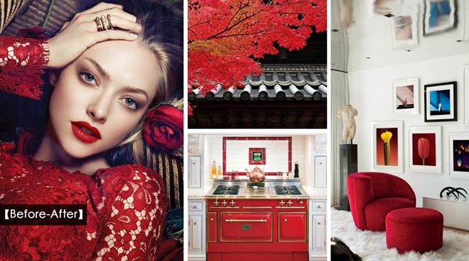 【潮流趋势】最美中国红,唱响家居新春序曲