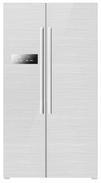 美菱对开门变频冰箱568wpcf