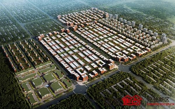 河北工业大学国家大学科技园规划图-众创 时代 选择入驻大学科技园