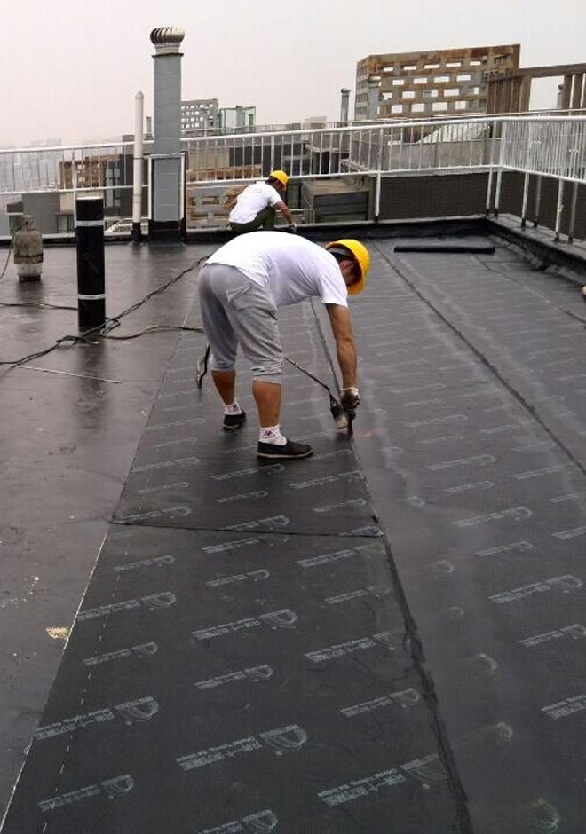 屋面透气管做法图解