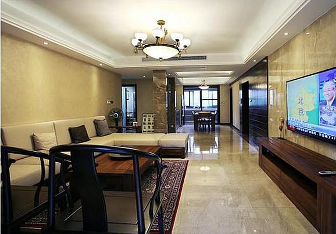 120平三室一厅装修图