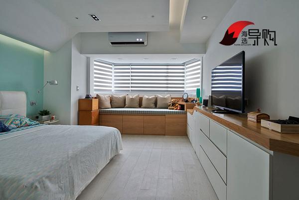 小空间大收纳 利用角落空间的卧室扩容术