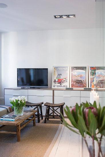 【现代简约风】 34平超小公寓精装案例