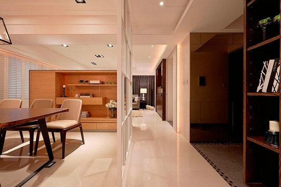 【现代简约风】让你的家住进时尚大地色