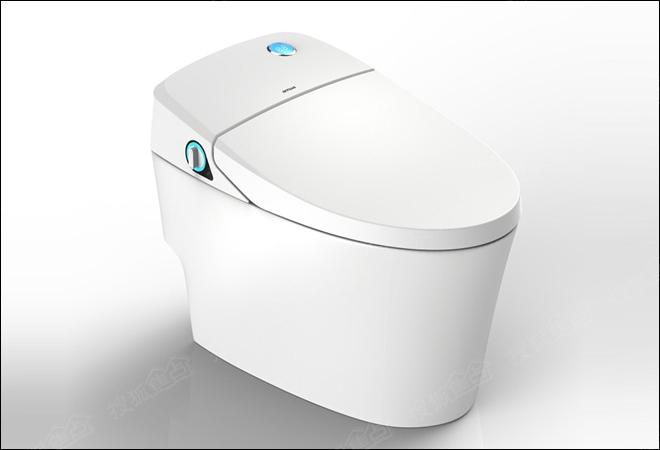 安华卫浴   产品类别:智能坐便器    产品型号:ab13007   产品尺寸