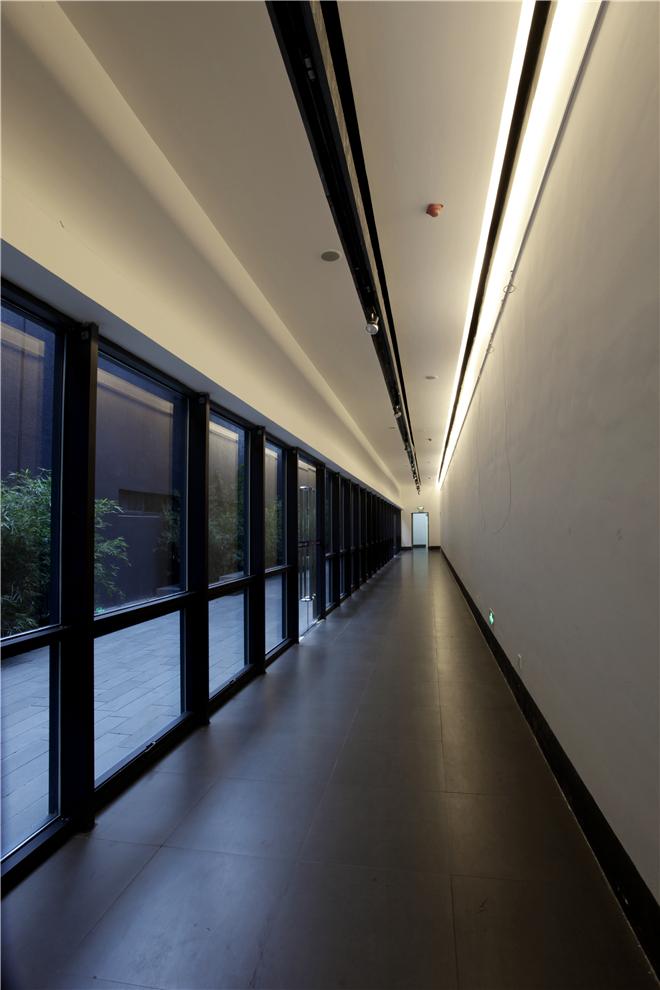 美术学院景观画廊图片