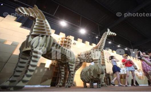 地球上最高的动物,真实的长颈鹿有多高?