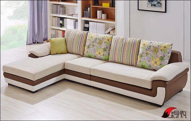清新自然视觉感受 简约原木色沙发推荐