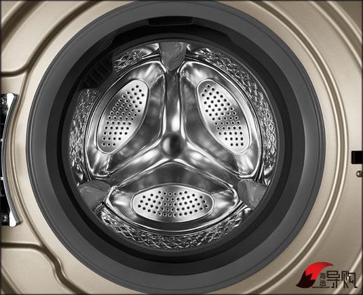 小天鹅滚筒水魔方洗衣机