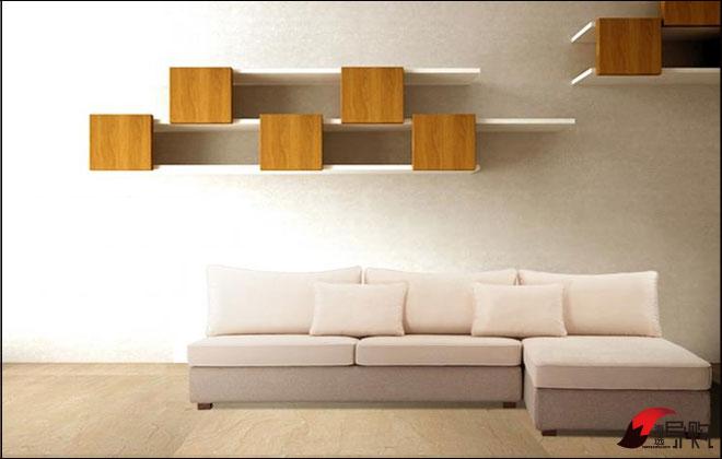 曲美家具沙发13WS-S1