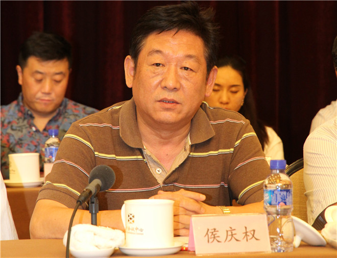 北京社会团体管理办公室企业登记处处长候庆权