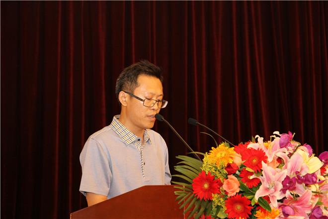 北京家具行业协会第八届理事会会长何法涧
