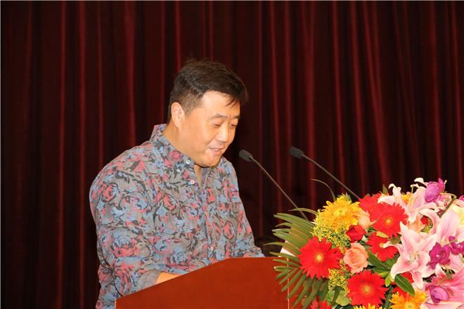 北京家具行业协会第七届理事会执行会长陈晓太