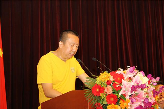 北京家具行业协会第七届理事会执行会长温世权