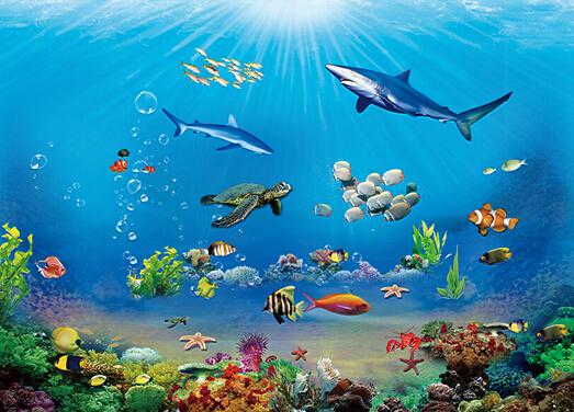 最小的海底生物_淡水微型生物與底棲動物圖譜_治理重金屬污染河流底泥的生物淋濾