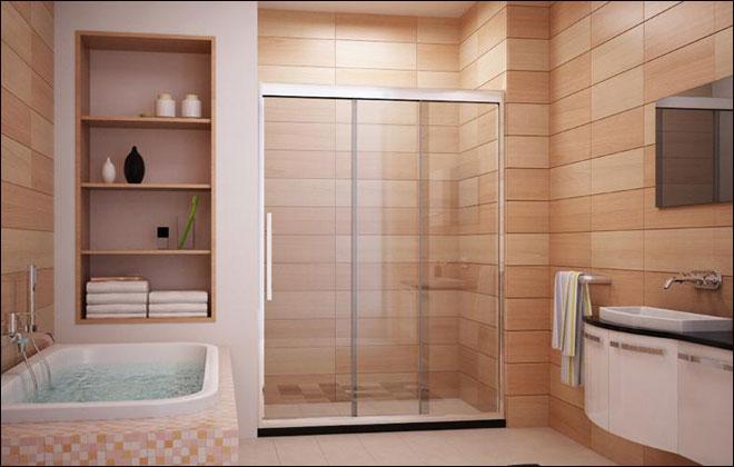 选择困难症福音 三步选好淋浴房款式
