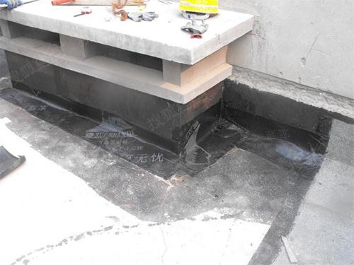 8#楼商业屋面防水