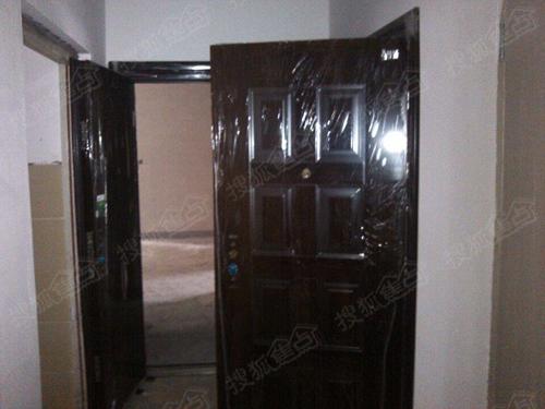 9#楼户内防盗门安装