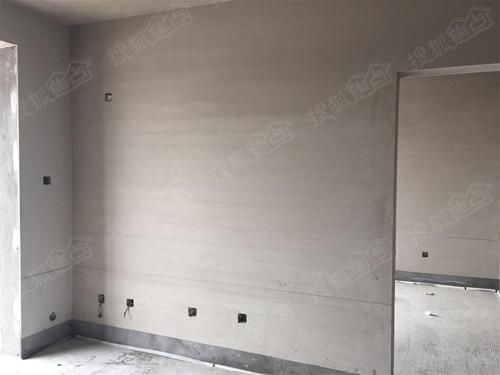 16#楼面层石膏粉刷