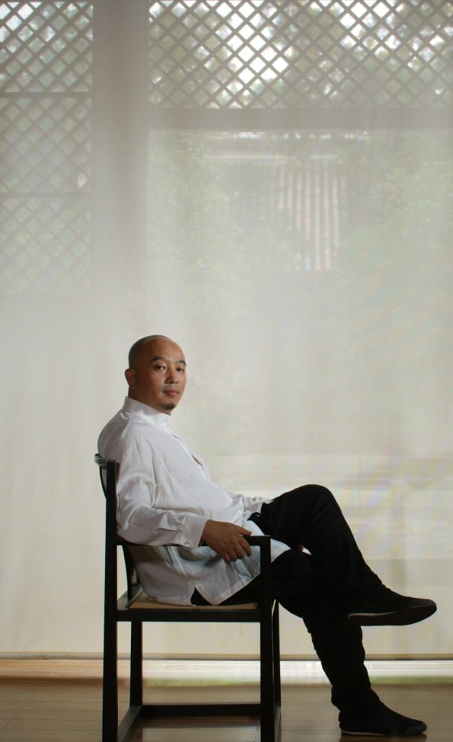 """北京仲松建筑景观设计顾问有限公司创始人,""""万物""""品牌创始人仲松"""