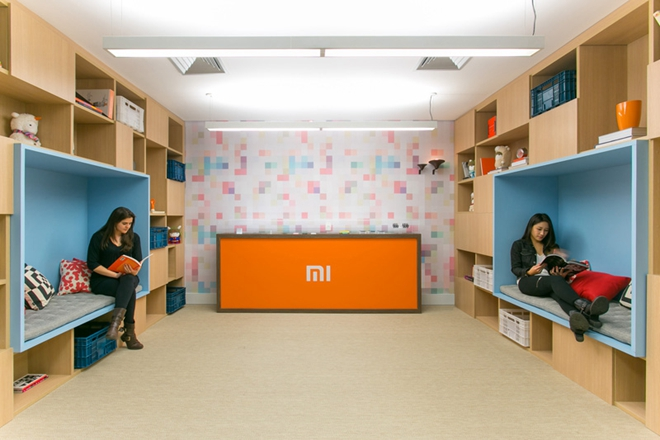 小米巴西新办公室设计 ARKIZ作品