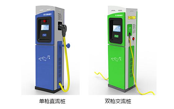 """恒飞电缆研发的""""新能源电动汽车传导充电系统用电缆""""(简称充电桩"""