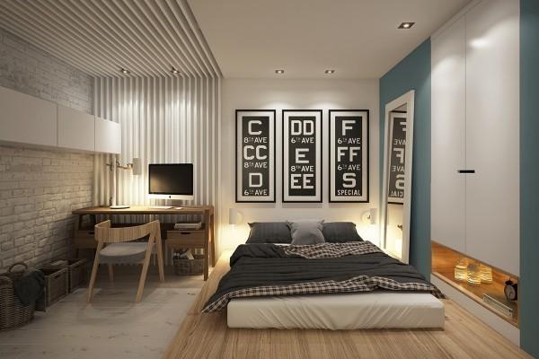 上班族最爱单身公寓,45�O日式一居