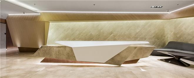 KLID达观达观国际建筑室内设计事务所新办公室