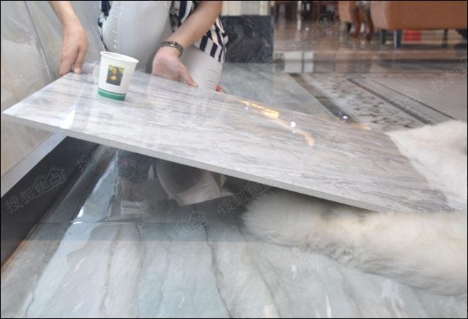 大自然婉约之美 蒙娜丽莎罗马宝石瓷砖评测