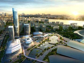 展会经济助推四新拓荒 绿地国博财富中心推51-69平公寓