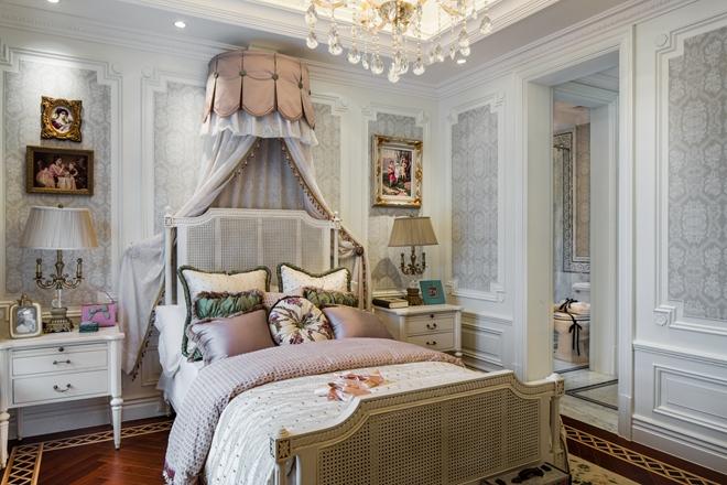 连志明最新力作 轻奢的现代法式新古典别墅设计图片