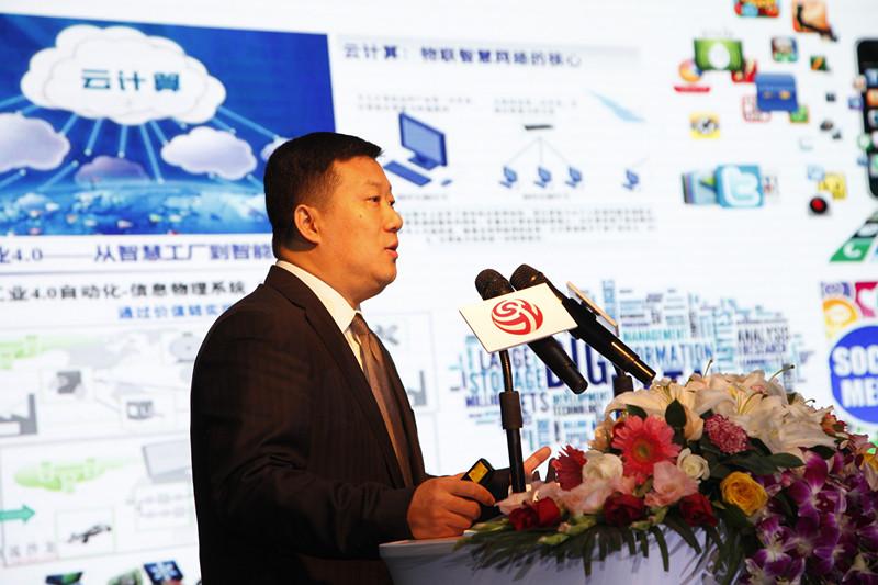 添加描上海数据港股份有限公司CEO曾犁