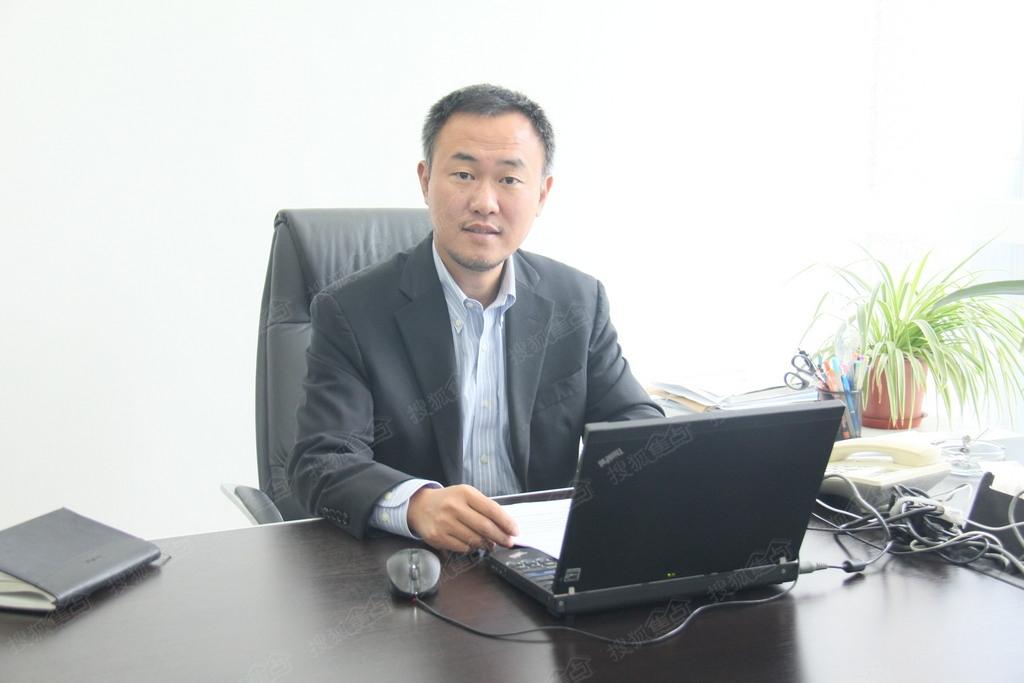 汉富控股有限公司副总裁 杨彬
