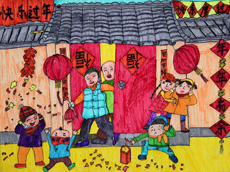 """童""""画""""新年 时代汇春节档火热上线图片"""