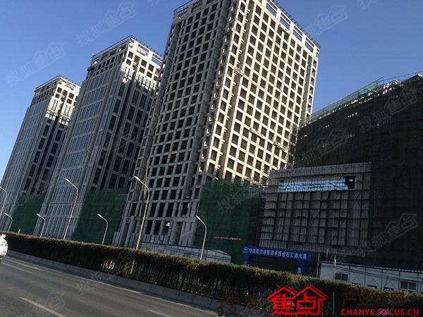 丽泽新写字楼入市 京城新金融区正在崛起