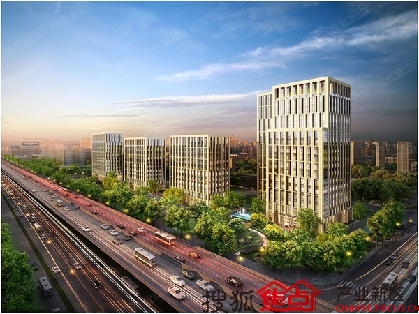 核心区办公物业供应释放 三项目上半年集体入市