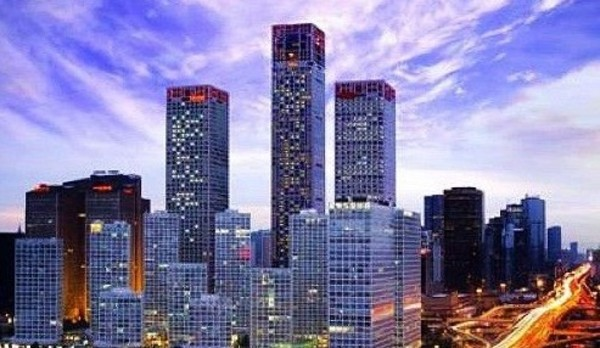 香港写字楼租金全球最 高 北京最豪写字楼在哪
