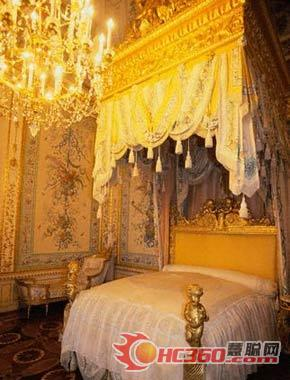 欧洲皇室宫廷家居 欧式照明设计奢华(组图)图片